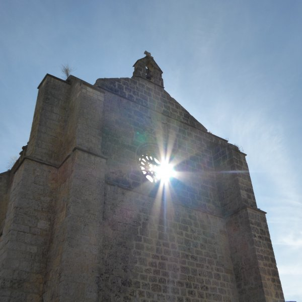 Convent of San Anton - ruins - 3 miles from Castrojeriz