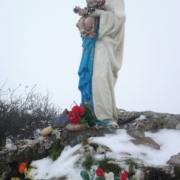 Snow White Virgin Mary