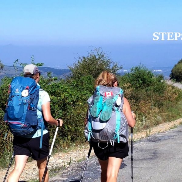 STEPS: Why People Walk the Camino de Santiago