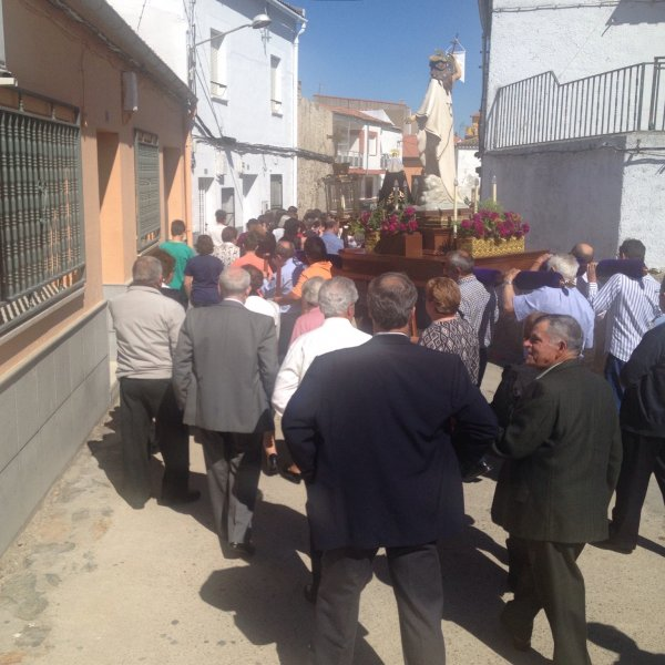Carcaboso Easter 2015 - A most amazing procession