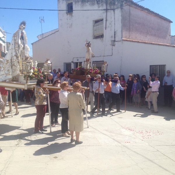 Carcaboso 2015 Easter Morning
