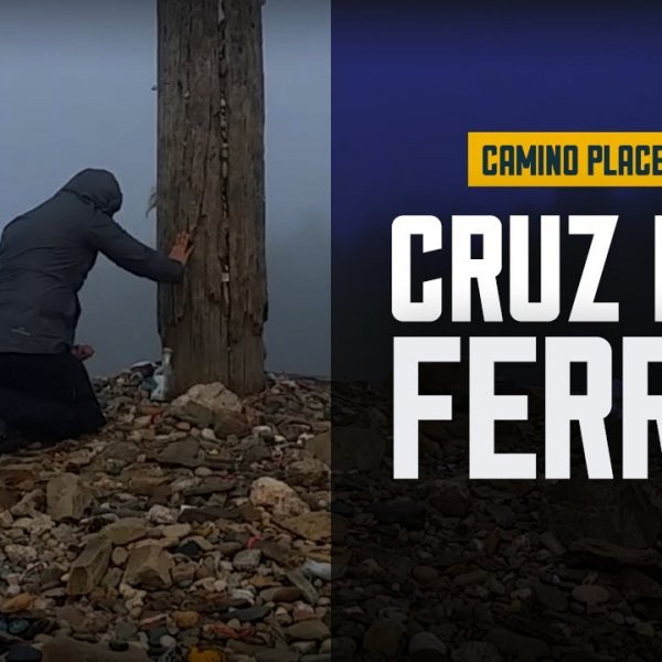 Cruz de Ferro - The Iron Cross - Camino Frances