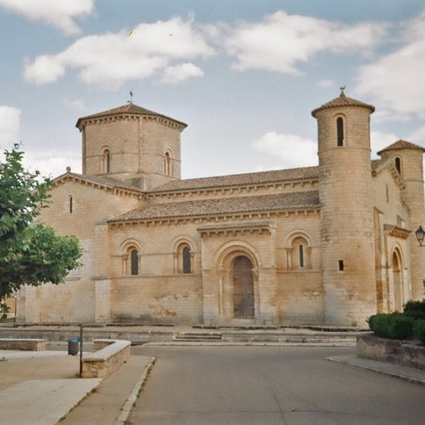 Frómista - San Martín church