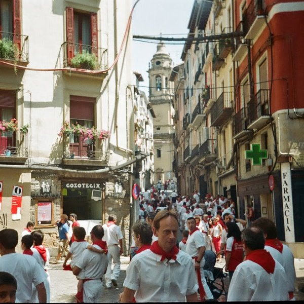Pamplona, 2007 July