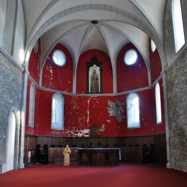 Old Chapel in Monastery Saint Palais