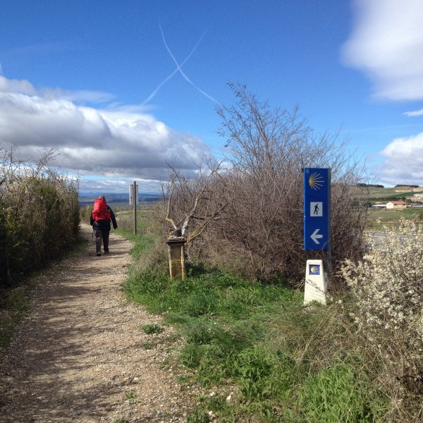 March 27 Torres Rio to Logrona