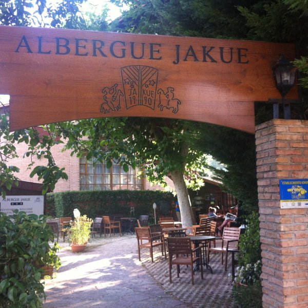 Private Albergue Jakue in Puente La Reina