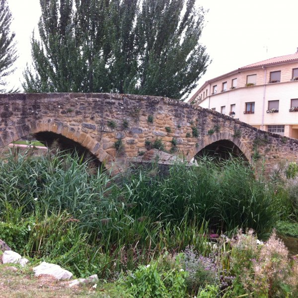 Bridge at Villatuerta