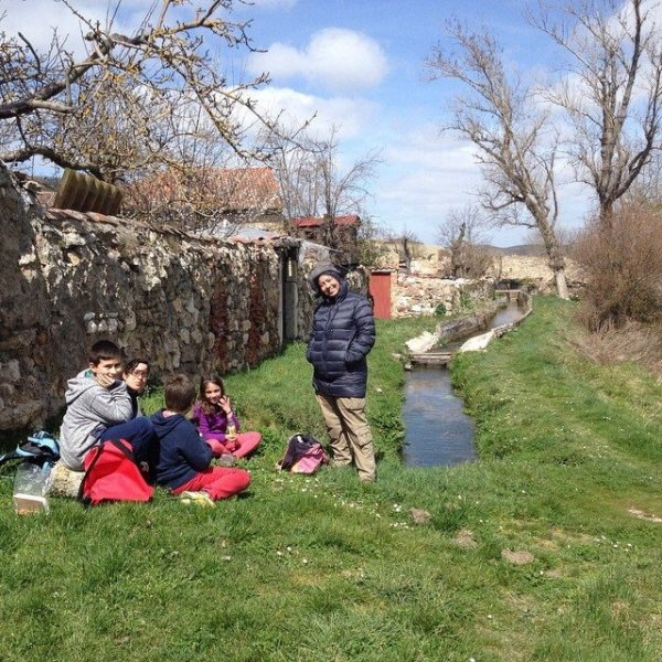 April 1 picnic at Villafranca
