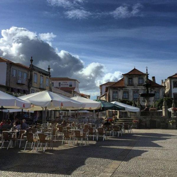 Early morning Caminha