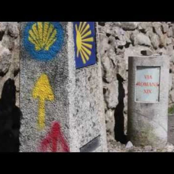 Portuguese Camino - May 2015 - YouTube
