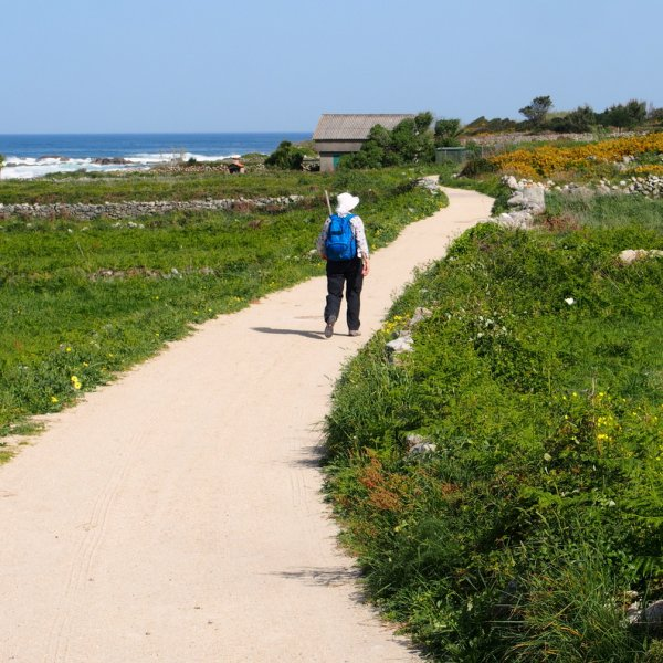 Walking the Portugese Coastal Route