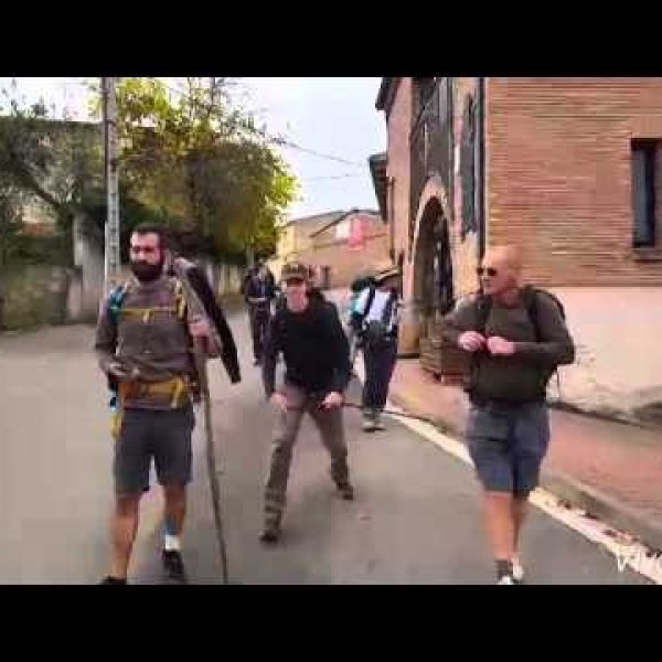 Day 5 on Camino de  Santiago