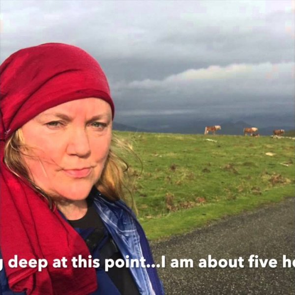 Deb Harman's SJPP to Pyrenees Film - YouTube