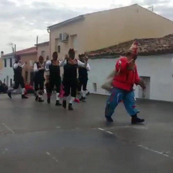 Video Canaveral (Caceres Spain) Feast of St Benito - YouTube