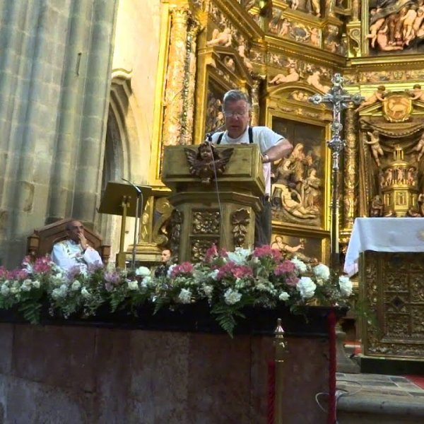 Astorga Cathedral - YouTube