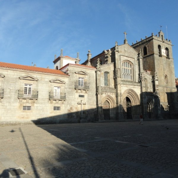 Portuguese Interior Route - Lamego Cathedral