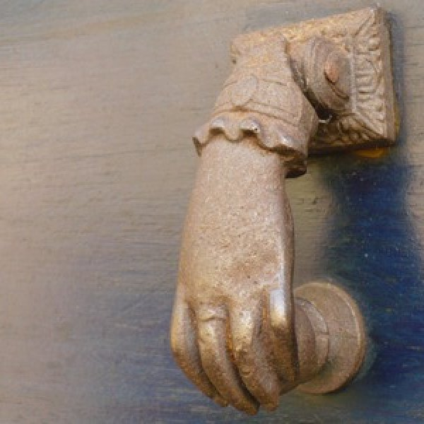 Another Santiago Door Knocker
