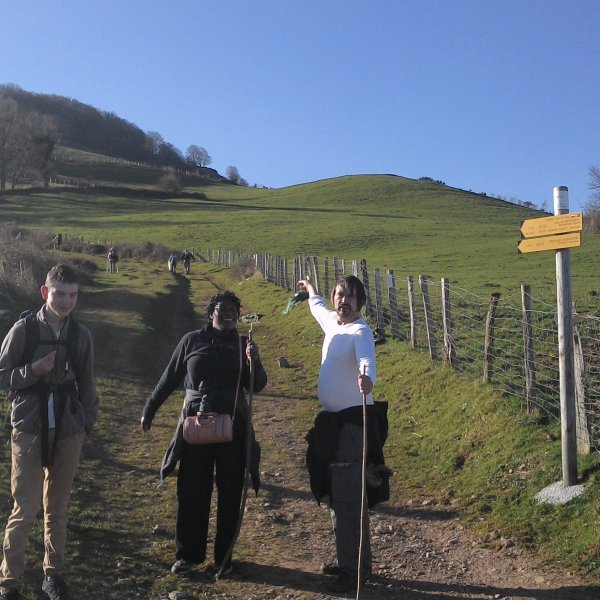 08/04/2015 Huntto to Roncesvalles