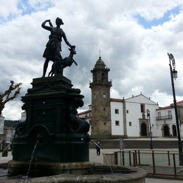 Beautiful Town Of Betanzos