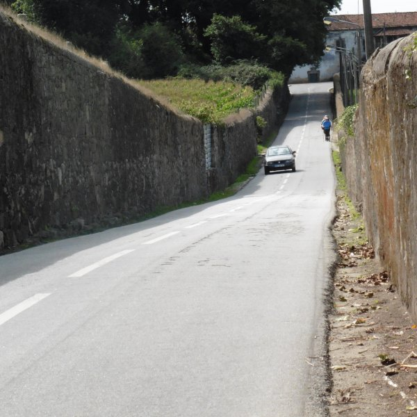 Highway of Death   Vila do Conde to Rates 2014