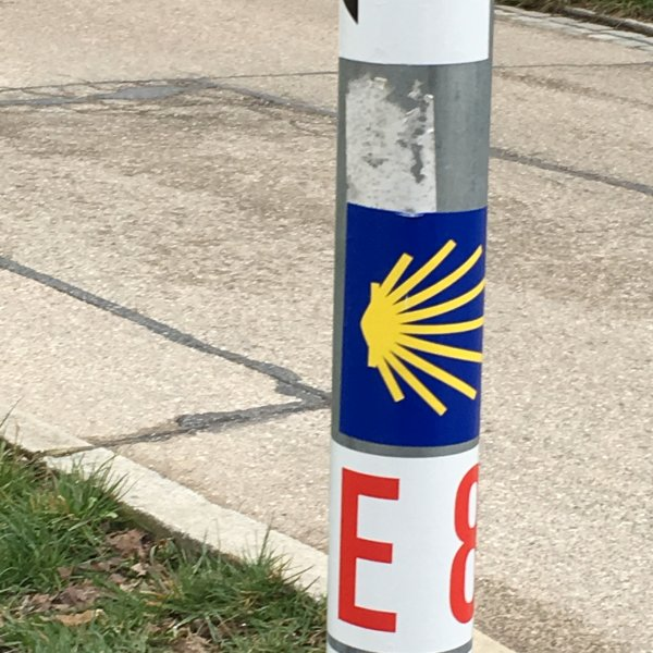 The Camino Sign