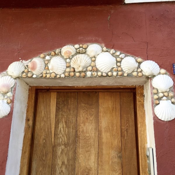 Pamplona doorway