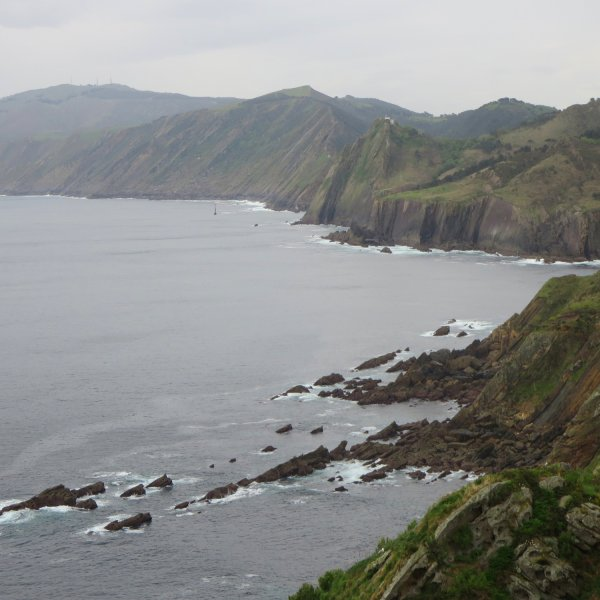 The Camino del Norte Coastline