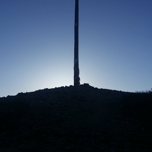 Cruz de Ferro - Early Morning