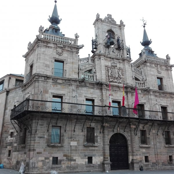Can;t remember where this was. Astorga?
