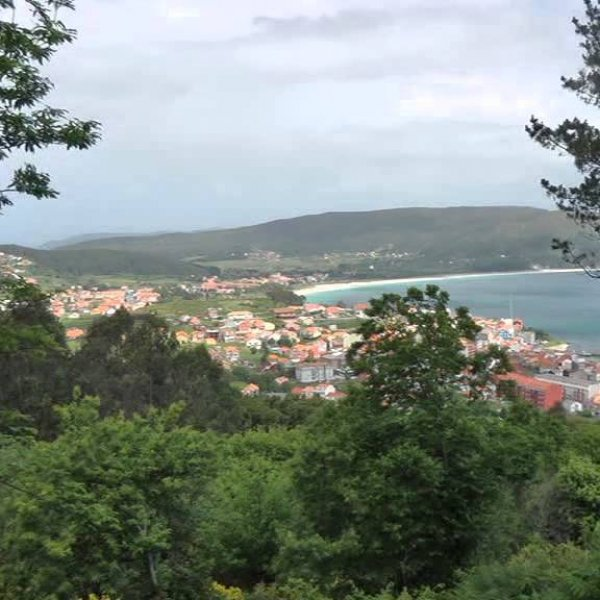 6. Santiago  to Finisterre and  Muxia