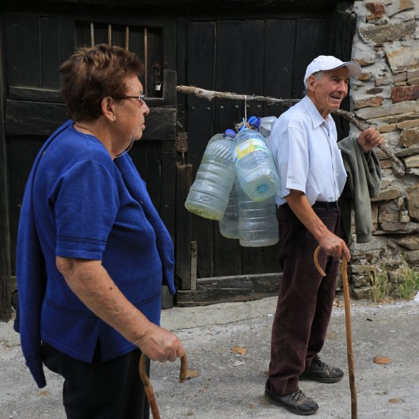 People on the Camino 4