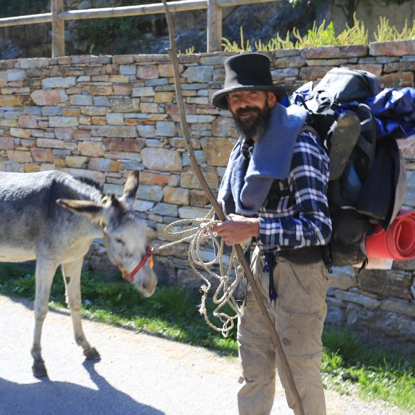People on the Camino 2