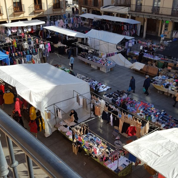 Market day Astorga