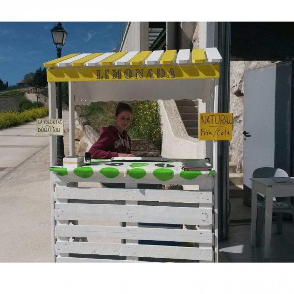 The Best lemonade stall