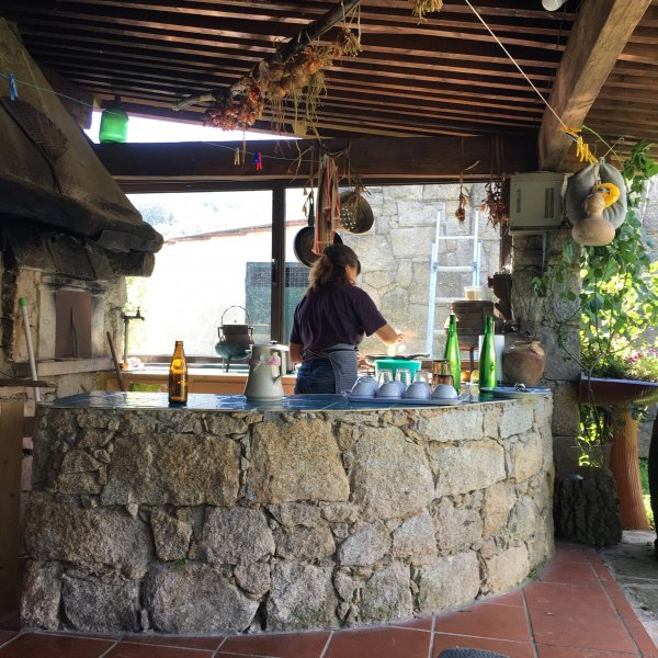 Casa Fernanda Outdoor Kitchen