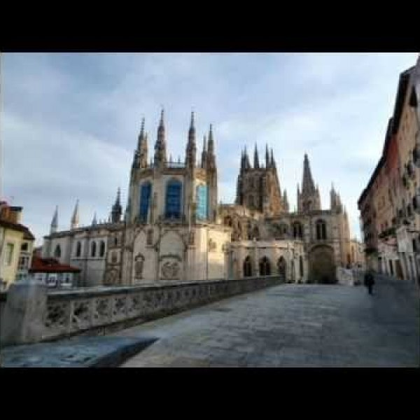 Chap3 Days9to12 Granon to Burgos on the Camino de Santiago - YouTube