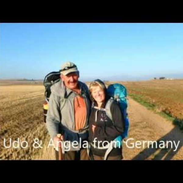 Chap5 Days15to18 Burgos to Carrion along the Camino de Santiago - YouTube