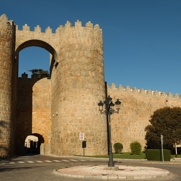 Avila, one of the gates