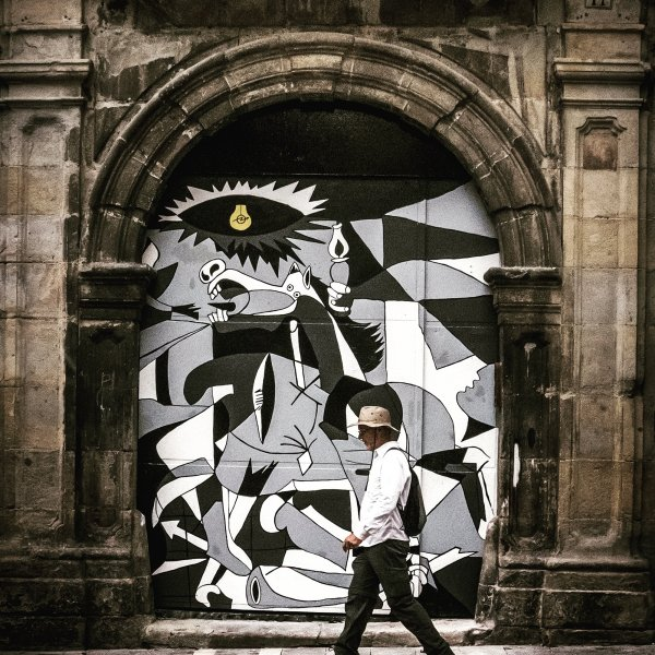 Picasso in Pamplona