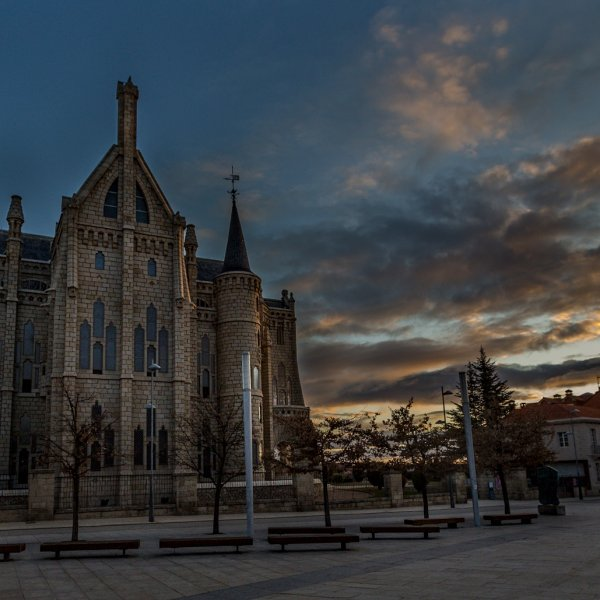 Astorga Sunrise