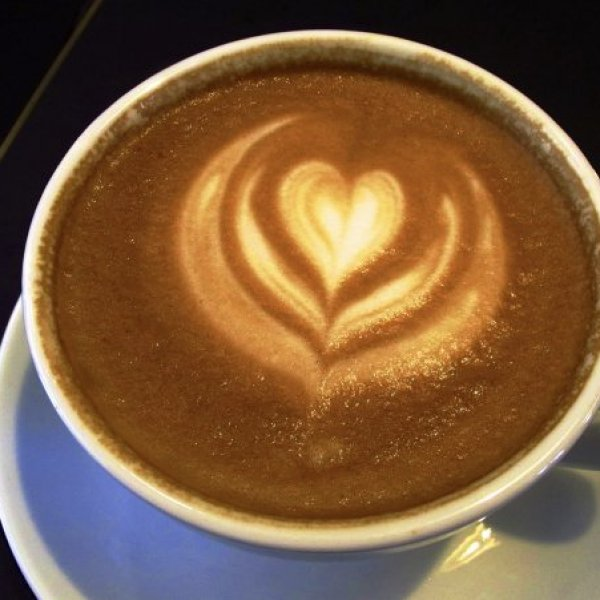 Love that cafe con leche!