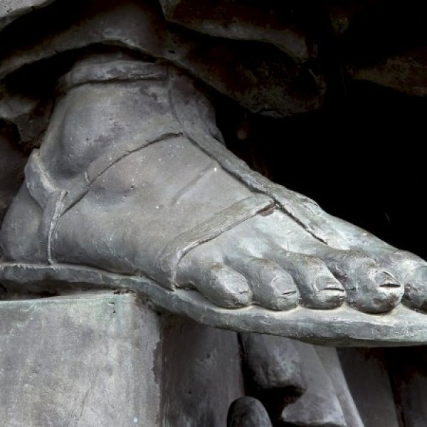 St. James' foot, Burgos