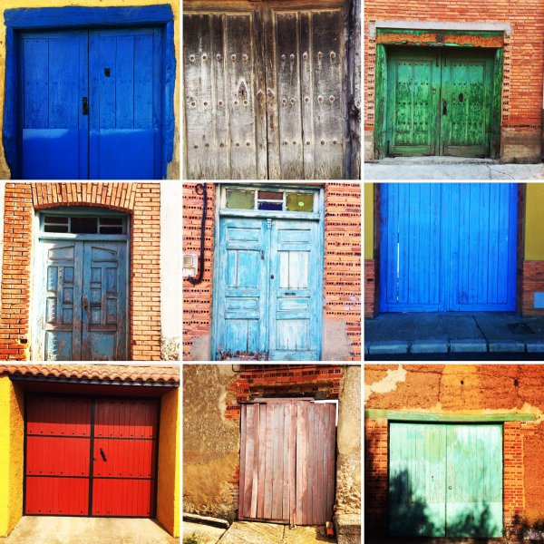 More Doors of the Camino