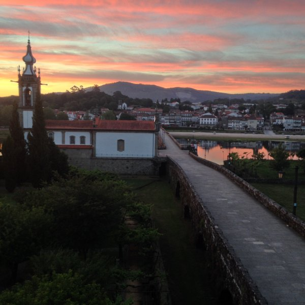 Early Morning in Ponte Lima